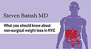 What you should know about non-surgical weight loss in NYC