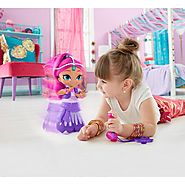 Fisher-Price Shimmer and Shine Wish & Spin Shimmer