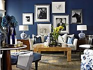 Kathy adams Interior | Be Bold! Embrace Colors!