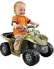 Fisher-Price Power Wheels Ride On Toys