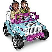 Power Wheels Ride On Toys | Listly List
