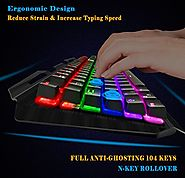 Top 10 Best LED Backlit Gaming Keyboards Reviews 2017-2018 on Flipboard