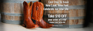 BootBarn - Cowboy Boots, Western Wear, Work Boots, Work Wear, Hats, Western Accessories and Home Décor