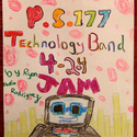 4-2-4 Jam - Single by P.S. 177 Technology Band