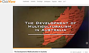 The Development of Multiculturalism in Australia