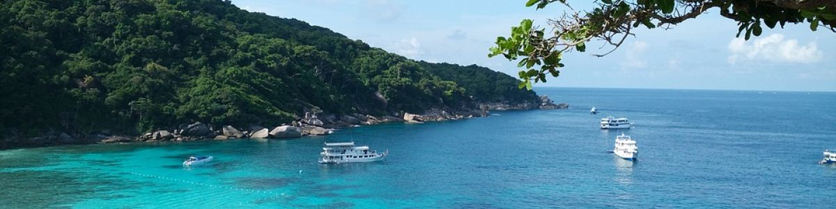 Headline for List of Islands in Thailand - Discover charming islands relax in