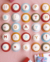 Birthday Cupcakes - Martha Stewart