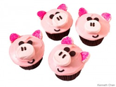 6 Birthday Cupcake Designs