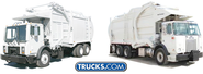 Front Loader Garbage Trucks | Frontload Trash Trucks & Refuse Trucks | New & Used Front Loaders For Sale | Front Load...
