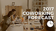 More Than One Million People Will Work in Coworking Spaces in 2017
