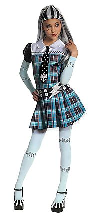 2017 Monster High Costumes Review