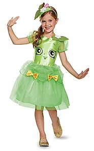2017 Shopkins Costume Review