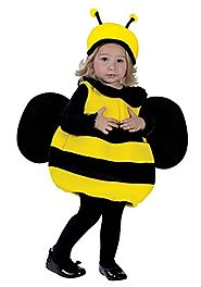 Bumble Bee Toddler Halloween Costume size 24 Months 12-24m
