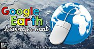 GOOGLE EARTH SCAVENGER HUNT - Erintegration