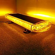 Top 10 Best Yellow Amber LED Warning Strobe Light Bars Reviews 2017-2018 on Flipboard