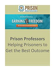Prison Professors - Helping Prisoners to Get the Best Outcome