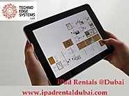 iPad Rental in Dubai for students - Call +971-55-5279076