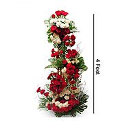 Buy Life Size Flowers Bouquet Online, Deliver Flowers Online India