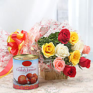 Send Flowers to Amreli, Send Cake to Amreli, Buy Flowers, Cake Online, Order Delivery