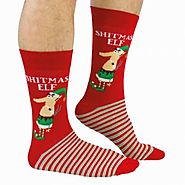 Christmas Socks Archives - Cockney Spaniel