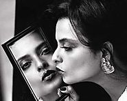 Timeless Beauty Rekha - Get latest News, Biography, Photos & Filmography at Cinestaan