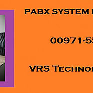 office PABX system installations in Dubai | Visual.ly