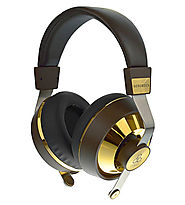FINAL AUDIO DESIGN Sonorous viii over-ear headphones.