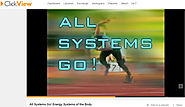 All Systems Go! Energy Systems of the Body