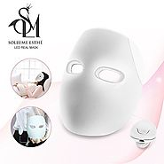 Made in Korea LED 850nm IR Photon Facial Mask PDT Photodynamic Skin Rejuvenation Reduces Wrinkles