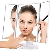 Top 10 Best LED Lighted Makeup Vanity Mirrors Reviews 2017-2018 on Flipboard