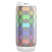 AEC Bluetooth Speakers Hi-Fi Ultra Portable LED Stereo Speaker 6 Light Modes, Built-in Microphone Hand-free Phone Cal...