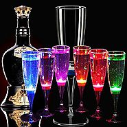 Top 10 Best LED Glow Cocktail Glasses Reviews 2017-2018 on Flipboard