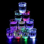 Top 10 Best LED Glow Shot Glasses Reviews 2017-2018 on Flipboard