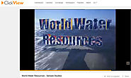 World Water Resources - Sample Studies