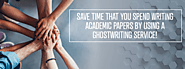 Academic Ghostwriter Service