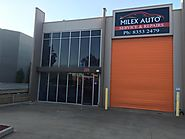 Website at http://www.milexauto.com.au/airconditioning-services/
