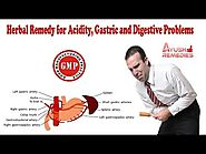 Herbal Remedy for Acidity, Gastric and Digestive Problems