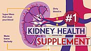 #1 Supplement to Improve Kidney Function Naturally (100% Effective)