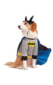 Best DC Comics Batman Dog Costumes Reviews