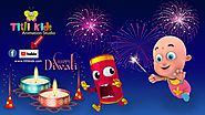 Happy Diwali Video song | Diwali Songs | Happy Diwali Wishes From Titli Kids
