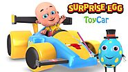 Surprise Eggs | Toy Cars Video | Surprise Eggs Videos for kids By Titli Kids