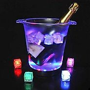 Top 10 Best LED Light-Up Ice Cubes for Drinks Reviews 2017-2018 on Flipboard
