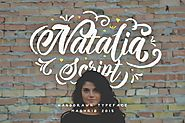 Natalia Script by maghrib on Envato Elements