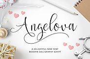 Angelova Script by IanMikraz on Envato Elements