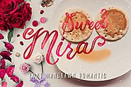 Mira & graphic watercolor & swirls by maghrib on Envato Elements