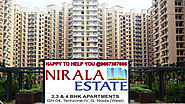 Nirala Estate – Status of Construction Updates – Price List – Possession Date – Nirala Estate Noida Extension
