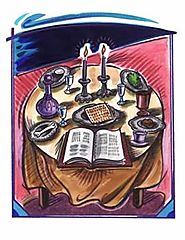 Sephardic Traditions at the Passover Seder