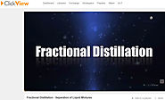 Fractional Distillation - Separation of Liquid Mixtures