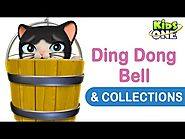 Ding Dong Bell Ten in the Bed, Phonics Song and Many More Nursery Rhymes Compilation for Children