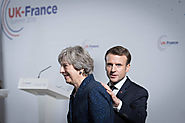Macron rules out special Brexit deal for UK banks and fund managers